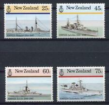 34598) New Zealand MNH Neu 1985 Naval Ships 4v