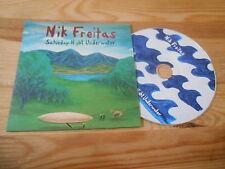 CD Indie Nik Freitas - Saturday Night Und. (10 Song) Promo FAIRS OF THE HEART cb