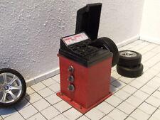 Reifenwuchtmaschine für Werkstatt, Tankstelle usw. - Modellbau, Maßstab 1:18