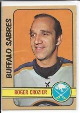 1972-73 OPC OPEECHEE Roger Crozier #50