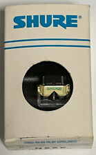 Shure N-55E Improved Replacement Needle Stylus New Old Stock OEM