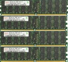 16GB(4x4GB)DDR2 PC2-5300P Ram Memory HP PROLIANT Workstation xw9400 / BL685