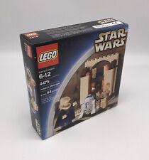 Lego Star Wars 4475 Jabba's Message Brand New Sealed Retired Set