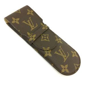 Louis Vuitton Monogram Etui Stylos Pen Case /90701