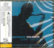 SONNY ROLLINS-SAXOPHONE COLOSSUS -JAPAN SHM-CD C94