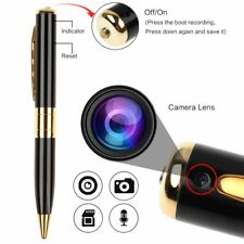 Mini Spy Pen HD 1280 X 720 Hidden Video Camera Audio Camcorder DVR Recorder