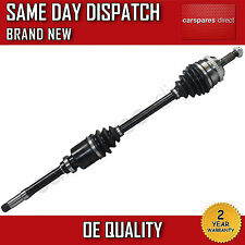 PEUGEOT 106 1.3,1.4,1.6 1A 1C DRIVESHAFT RIGHT / OFF / DRIVER SIDE 1991>1996