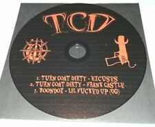 RARE NEW TURNCOAT DIRTY (BOONDOX) AUDIO BOX EXCLUSIVE CD MNE TWIZTID JUGGALO ICP