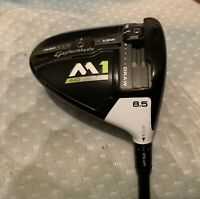 Tour Issue TaylorMade 2017 M1 440 8.5* Driver-Stiff Rip Phenom 55g+ TM Headcover