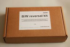 Black white slide reversal b/w processing kit Kodak Super 8 Tri-X Fomapan R100