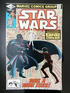 Marvel 1981 Star Wars #44 - Darth Vader - Empire Strikes back - High Grade