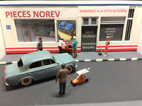REF CAR.02 REMORQUE NOREV PORTAFLOT PLEIN-AIR COMPLETE GRISE TYPE 2
