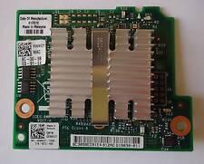 DELL / Intel X520 10GB 2 Port Mezzanine Card for M620 M630 M820  XWKGY