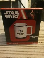 Star Wars Imperial Mug, Boba Fett … mint new in box 1