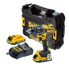 Dewalt DCD791D2 18V 2.0Ah Cordless Brushless Compact Drill Drive / 220V Charger