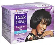 Dark and Lovely / Soft Sheen Carson - No Lye Relaxer Kit regular