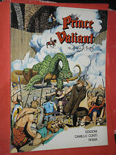 PRINCE VALIANT- THE DAYS OF KING ARTHUR-CONTI- anno-1961/1962 :HAROLD FOSTER-HAL