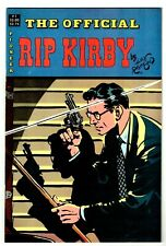 OFFICIAL RIP KIRBY #1 (NM-) Story & Art by Alex Raymond 1988 Pioneer
