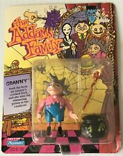 Vintage The Addams family Granny Action figure 1992 Playmates