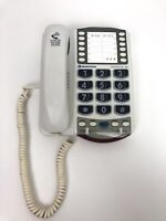 Clarity Amplified Corded Big-Button Telephone with Clarity Power Technology XL40