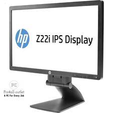"HP 22"" Z22i LED Cheap Widescreen 1080p Full HD IPS VGA Monitor,Computer PC USB B"