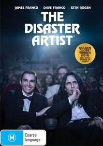 Disaster Artist, The DVD
