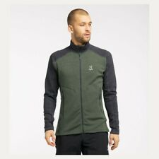 Haglofs Heron Jacket - Fjell Green/Slate - Various Sizes - fleece