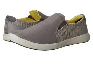 Merrell Womens 6.5 Freewheel Mesh Moc Slip-on Performance Shoes Wild Dove J03802