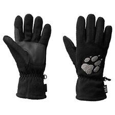 Jack Wolfskin Paw Gloves, Black, X-Large
