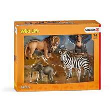 Safari Bianco Bison Plastica Solida giocattolo Wild Zoo Animale American Buffalo NUOVO *