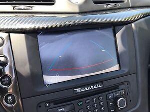 2009~2017 MASERATI Gran turismo Convertible Coupe Backup Camera Video Interface