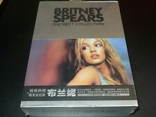 Britney Spears The Best Collection [4CD+2DVD] Box Set