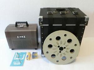Eiki SSL-0 16mm Limitierte Auflage +Hartschalenkoffer + Film Reel + Ersatzlampen