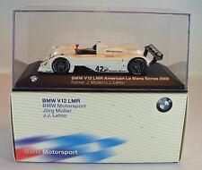 Minichamps 1/43 BMW V12 LMR America LeMans 2000 Müller/Lehto OVP #1632