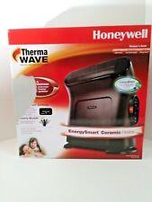 Honeywell 1500-Watt Energysmart Thermawave Ceramic Electric Heater HZ860TD1