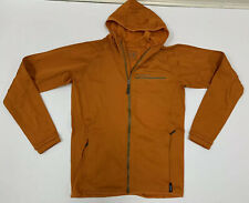 Cotopaxi Sambaya Fleece Hoodie Polartec Orange Men's Size XXL 2XL