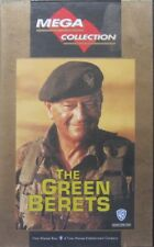 THE GREEN BERETS  - VHS