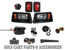 Yamaha G14-22 Golf Cart Headlight & Tail Light Kit Deluxe Street Package