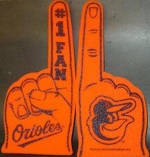 MLB Foam Finger, Baltimore Orioles, NEW