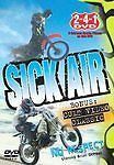 NEW Sick Air/No Respect—Extreme Sports BMX Motocross Double Feature (DVD, 2006)