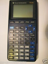 Texas Instruments TI-81 avanzata CALCOLATRICE GRAFICA SCIENTIFICA