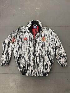 Original Vintage Man Utd Umbro Training Team Jacket - Early 90's