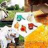 New Plastic Bee Honey Food Gate Valve Tap Beekeeping Bottling Extractor Tool AU
