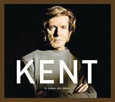 KENT - LE TEMPS DES AMES (EDITION LIMITEE) - CD DIGIPACK NEUF