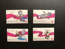 BiZStamps: Singapore Stamp- Games of the XXX Olympiad - London 2012 MNH Set
