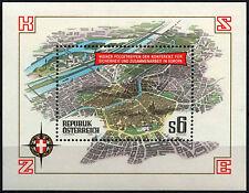 Austria 1986 SG#MS2110 European security And Co-Op MNH M/S #D40306