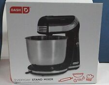 Dash Stand Mixer (Electric for Everyday Use): 6 Speed White 3 Quart