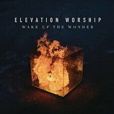 Wake Up The Wonder - Elevation Worship (2014, CD NEUF)