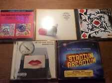 Red Hot Chili Peppers [7 CD] Stadium Arcadium + MOFO + I'm With YOu + Blood Sex