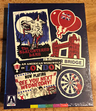 An American Werewolf In London Diabolik Exclusive Blu Ray Steelbook John Landis